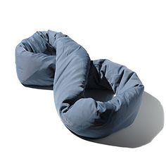 Huzi Infinity Pillow - Design Travel Pillow and Soft Neck Support Pillow - Machi. Huzi Infinity Pillow - Design Travel Pillow and Soft Neck Support Pillow - Machine Washable (Navy). Neck Support Pillow, Support Pillows, Power Nap, Back Pillow, Pillow Design, Bean Bag Chair, Traveling By Yourself, Infinity, How Are You Feeling