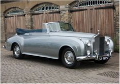 1960 Rolls Royce Silver Cloud II Drophead by H.J Mulliner