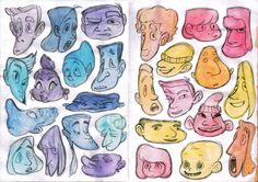 calarts sketchbook | Tumblr