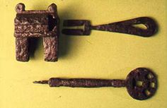 Lock / Viking age / Finnish