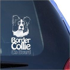 English Border Collie Clear Decal Sticker Portrait for Window, Scottish Sheep Dog Sign Art Print  #Border #Clear #Collie #Decal #English #Portrait #Print #Scottish #Sheep #Sign #Sticker #Window From BorderCollies.xyz. Click through for more!