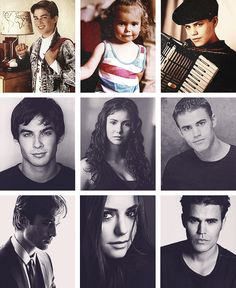 how the heck does Ian go from hi kid pic the the other ones he looked soooo different