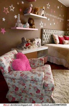 estrellas #decoracionhabitacionjuveniles