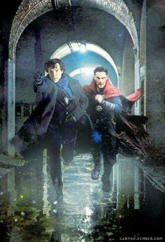 so yeah, I'm gonna need this fic'd. also, the Cloak of Levitation & Belstaff are totally besties.