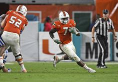 Miami Hurricane RB Gus Edwards to Transfer to Rutgers = It has been a pretty much widely held belief that RB Gus Edwards was going to transfer out of the University of Miami football program once the season has ended. Now it's official. Edwards has…..