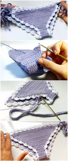 Easy To Crochet Beautiful Woman