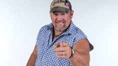 Larry the Cable Guy will host a new comedy game show called Hide the Smile. Would you watch?