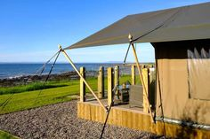 Places to stay in Scotland - luxury log cabins to boutique hotels Glamping Scotland, Scotland Travel, Fife Coastal Path, Cottages Scotland, Luxury Log Cabins, Popular Holiday Destinations, Luxury Glamping, Seaside Village, Romantic Cottage