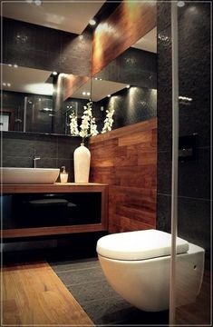Luxury Bathroom Master Baths Beautiful is completely important for your home. Whether you pick the Small Bathroom Decorating Ideas or Dream Master Bathroom Luxury, you will make the best Luxury Bathroom Master Baths Marble Counters for your own life. Luxury Master Bathrooms, Dream Bathrooms, Beautiful Bathrooms, Master Baths, Modern Bathrooms, Small Bathrooms, Bathroom Renos, Bathroom Furniture, Bathroom Ideas