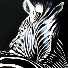 Zebra Canvas Print by Tracey Armstrong. All canvas prints are professionally printed, assembled, and shipped within 3 - 4 business days and delivered ready-to-hang on your wall. Choose from multiple print sizes, border colors, and canvas materials. Got Print, Stretched Canvas Prints, Zebras, Great Pictures, Canvas Material, Zebra Print, Fine Art America, Canvas Art