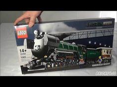 LEGO 10200 Factory Custom Car Garage - Review deutsch - - YouTube