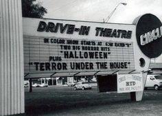 Circle Drive-In Theater
