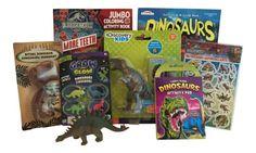 The Ultimate Dinosaur Christmas Stocking Stuffers Kids Kit.