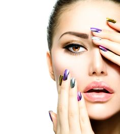 Manicure and Makeup. Manicure and Make-up. Beauty Makeup, Face Makeup, Donut Decorations, Michelle Phan, Modern Nails, Professional Nails, Nail Polish Colors, Clean Beauty, Luxury Beauty
