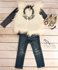 Love this look by MiaMoo Designs...awe so cute ❤ someday for my lil girl
