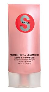 S Factor-the Best shampoo/conditioner!