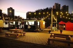 Onde comer em Campo Grande MS: Nômade Food Park