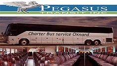 Pegasus Transi is a competitive provider of passenger transportation in Ventura County and surrounding areas. Chartered Bus, Ventura County, Photo Location, Tours, Travel, Viajes, Destinations, Traveling, Trips