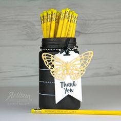 Springtime Impressions - teacher gift
