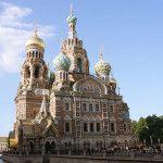 Iglesia del Salvador Rusia