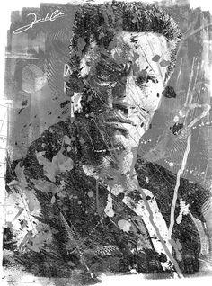 Arnold Schwarzenneger By Renato Cunha