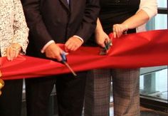 12 Inch Wide Ribbon Cutting Ribbon - The Grand Opening Store