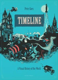 Timeline: A Visual History of Our World (Hardcover) | Rainy Day Books