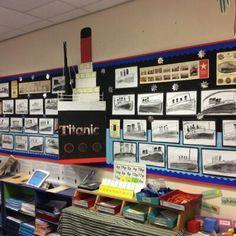 3d titanic display