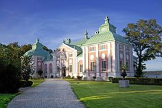 Baroque Castle Mansion - Sweden