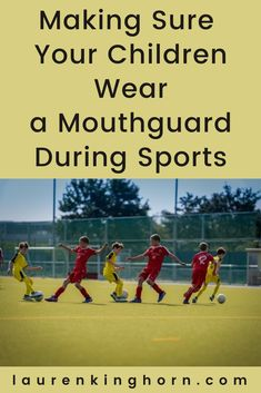 If your child is very sporty, you will want to help protect their smile by ensuring they wear a mouthguard for certain sports. Here are some of the reasons. #mouthguard #children #sports #reasonsforwearingamouthguard #parentingtips #healthwellness