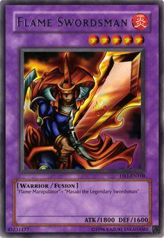Card Gallery:Flame Swordsman - Yu-Gi-Oh! - Wikia