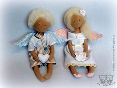 hand made by matteka: ♥mini angels♥