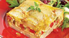 Rainbow frittata | IGA Recipes