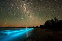 L'île de Vaadhoo, aux Maldives