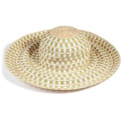 84519bd820b Missoni Mare Cotton Straw Sun Hat Missoni Mare