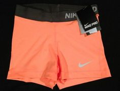 Nike spandex I NEED these for volleyball!!!                                                                                                                                                                                 More