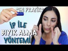 İPLE BIYIK ALMANIN EN KOLAY YOLU❗️ KAŞLARIMI NASIL ŞEKİLLENDİRİYORUM❓ - YouTube Hair Care, Nail Designs, The Creator, Make Up, Youtube, Masks, Nail Desings, Hair Care Tips, Makeup