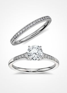 How To Match Your Engagement Ring and Wedding Band