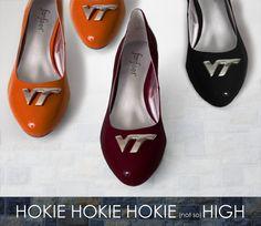 Hokie Hokie Hokie (not so) High