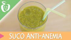 Receita: Suco anti-anemia
