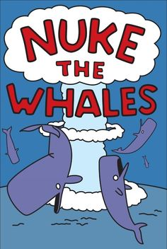 Nuke the Whales #Simpsons