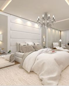 95 Lighting Ceiling Bedroom Ideas For Comfortable Sleep 5 Trendy Bedroom Lighting - The bed room is the last space we decorate; Part of decorating a bedroom, even if a master suite or a Master Bedroom Design, Home Decor Bedroom, Bedroom Furniture, Wooden Furniture, Paris Bedroom, Master Bedrooms, Cheap Furniture, Antique Furniture, Bedroom Retreat