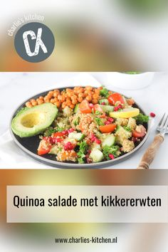 Fruit Salad, Cobb Salad, Superfood Salad, Potato Salad, Potatoes, Lunch, Ethnic Recipes, Salad, Fruit Salads
