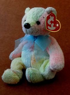 388f80d82f9 TY Beanie Baby - MELLOW the