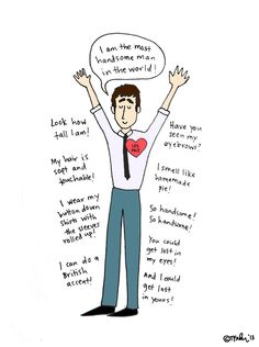 Lee Pace - this should be on every Lee Pace board, cuz it's so cute. :)