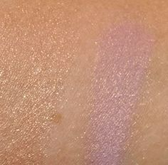 NARS Sugarland eyeshadow duo swatch