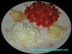 Reel and Grill: Ginisang Bagoong Alamang (Sauteed Shrimp Paste) Filipino Recipes, Filipino Food, Shrimp Paste, Sauteed Shrimp, Tasty, Yummy Food, Food Videos, Grilling, Mango