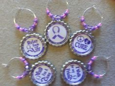 Christmas Gifts, Wine Charms, pick your theme, or we can use your images and pictures and add saying for you..