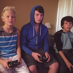 Miss playing zombies with these guys!!!