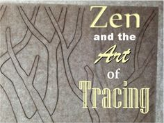I do a lot of tracing as I create carving patterns. There's a peacefulness to the process that requires keeping the integrity of a mood. And, there's a little time travel involved, and a little Wood Carvings, Time Travel, Integrity, Zen, Peace, Mood, Shapes, Patterns, Music